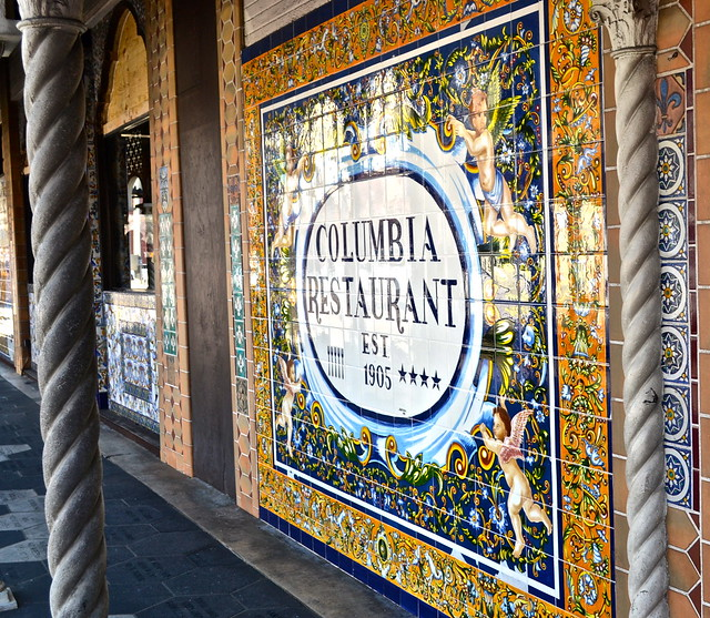 columbia restaurant tampa - oldest restaurant in florida