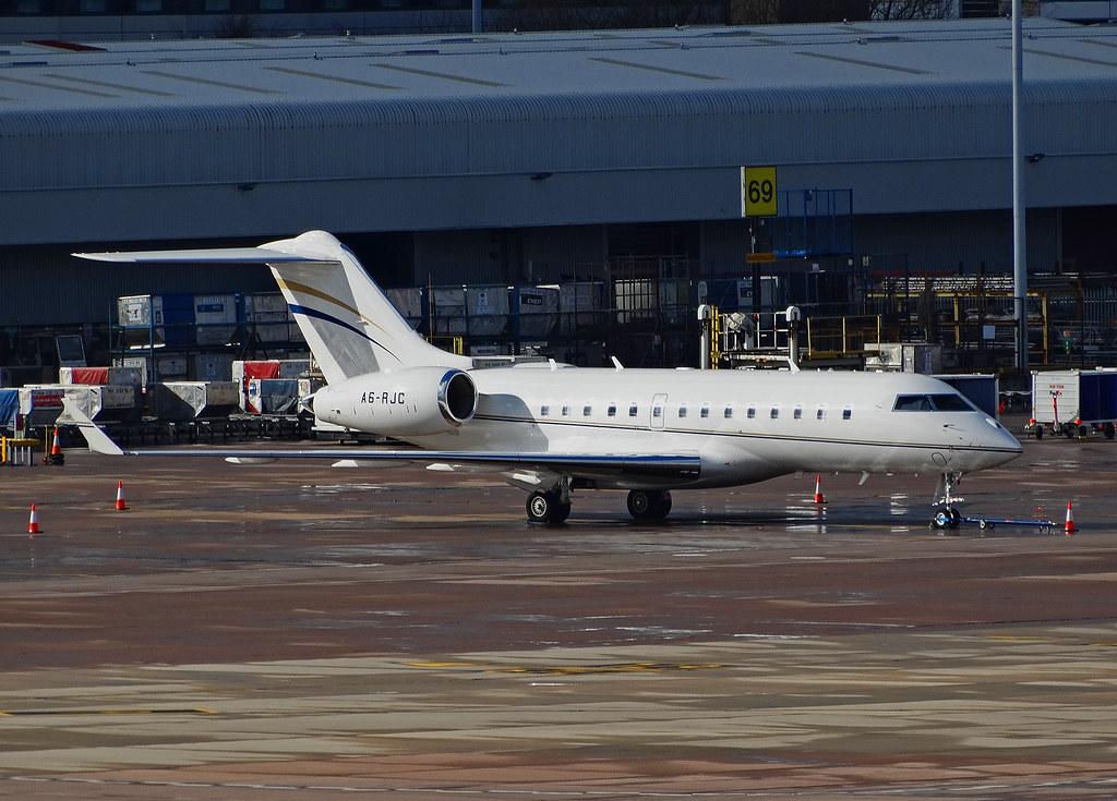 A6-RJC - GL5T - Royal Jet