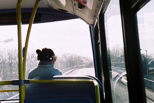 Girl on the 90 bus