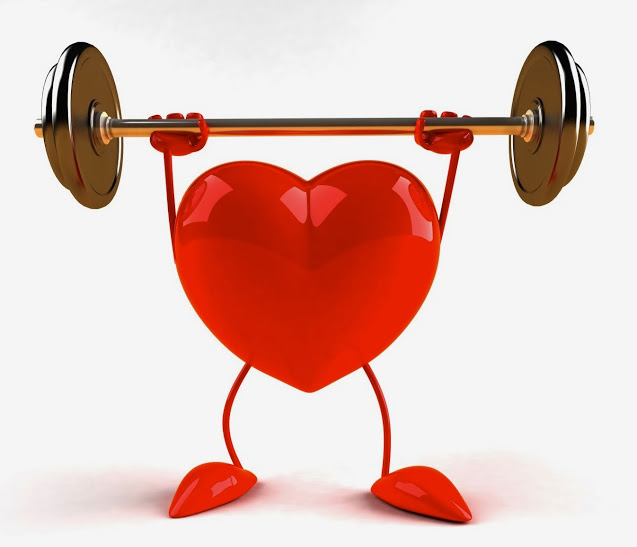 chế độ luyện tập cho trái tim khỏe