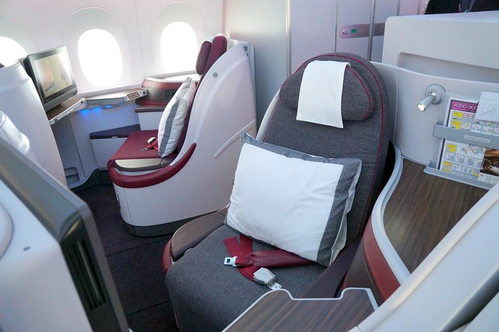 Qatar Airways  Launch of the Airbus A350XWB -010