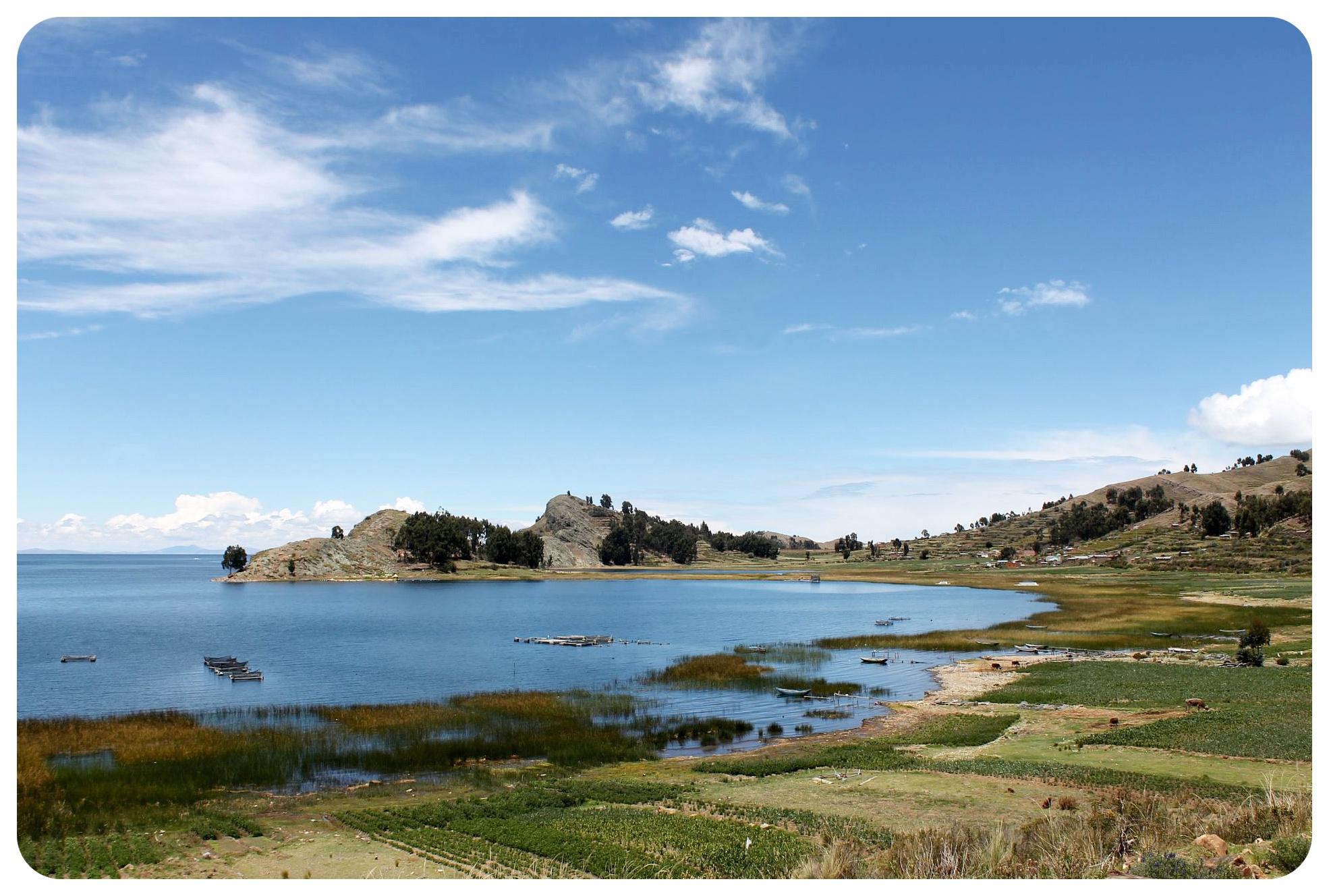 lake titicaca yampupata hike