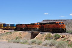 Burlington Northern and Santa Fe Railway