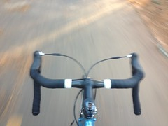 On the Bike