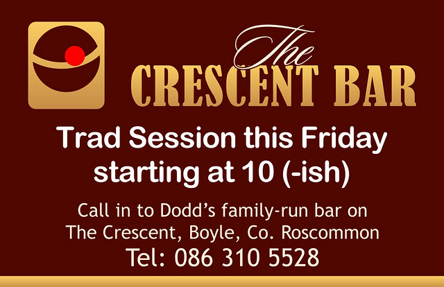 Dodds Bar Trad Session