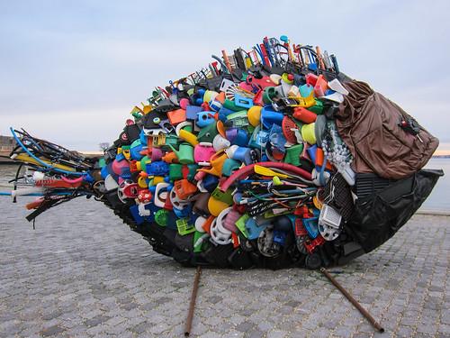 Plastfisk