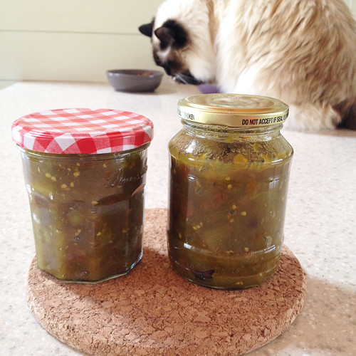 03.Feb.15 Green Tomato Chutney