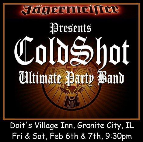 ColdShot 2-6, 2-7-15