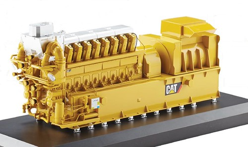 Norscot CAT CG260-16 Gas Generator 1-25
