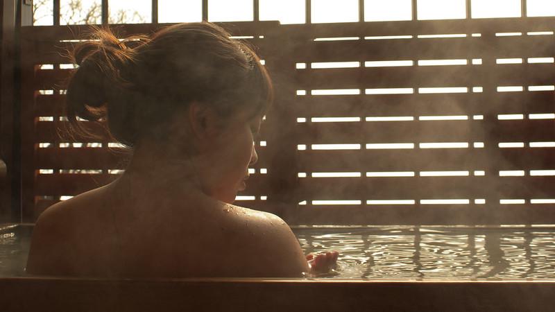 Onsen 温泉
