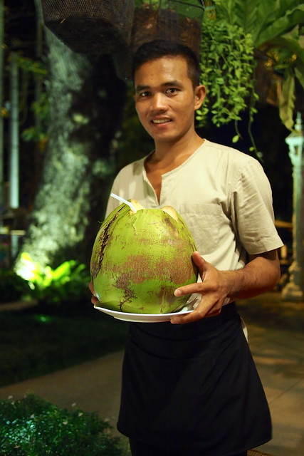 coconut, Chanrey Tree, Siem Reap, Cambodia