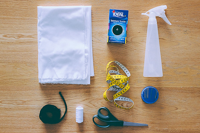 DIY  pochette pour casque audio (couture à la main)  planB par morganours