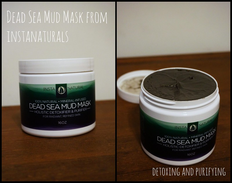 Instanaturals Dead Sea Mud Mask Review