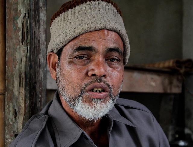 Taxi Driver Jalaluddin Gazi