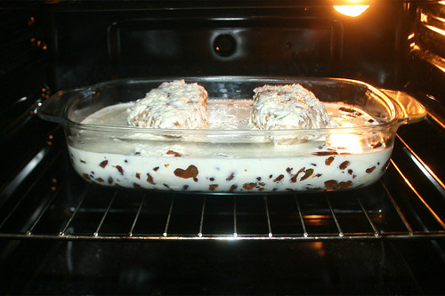 44 - Im Ofen backen / Bake in oven