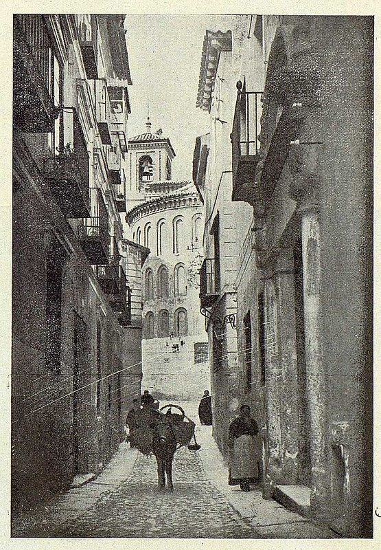 02-TRA-1924-206 - Calle de Alfileritos