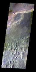 Ceti Mensa layered deposits (THEMIS_IOTD_20150303)