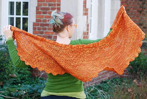 Zulo shawl