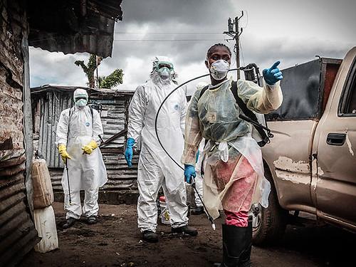 Ебола карантин