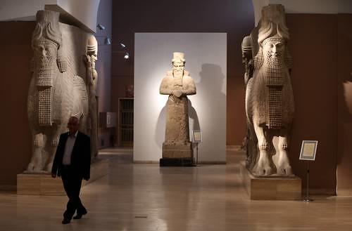 Reabre el Museo Nacional de Irak en respuesta a la barbarie yihadista