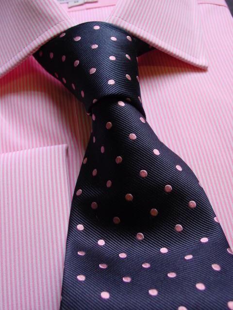 Cách phối màu sơ mi, caravat, vest kiểu cổ điển để trở thành quý ông Hollywood 5