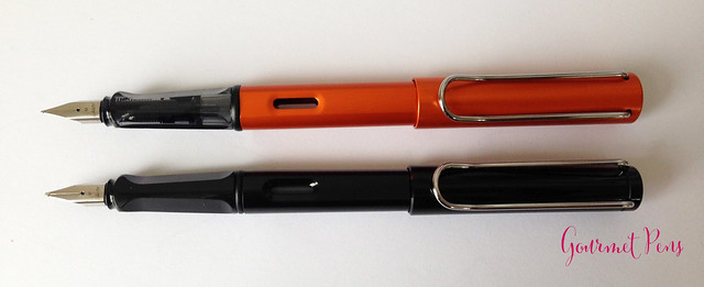 Review Lamy Al-Star LE Copperorange Fountain Pen @Fontoplum0 @AppelboomLaren @Lamy @LamyUSA (6)