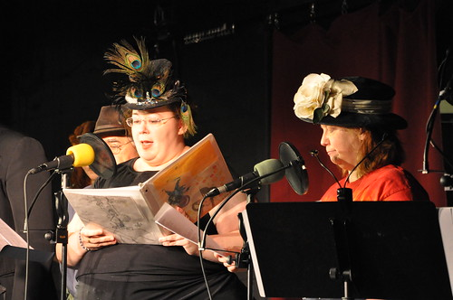 Tammie Hood and Clair W. Kiernan