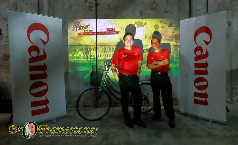Majlis Perlancaran Canon Get Closer Pulau Pinang