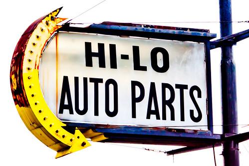 Hi-Lo Auto Parts