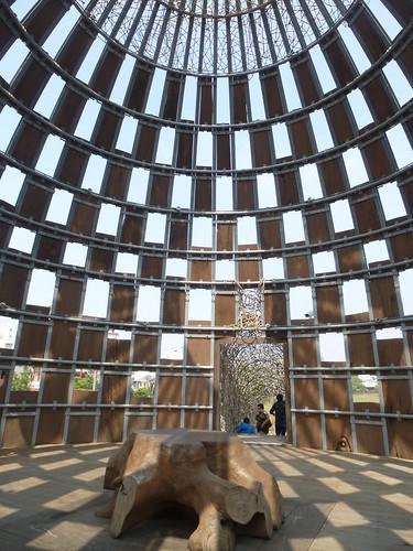 Ta-Chiayi-Parc Culturel-Sculpture geante (3)