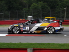 #8 Cadillac CTS-V Coupe