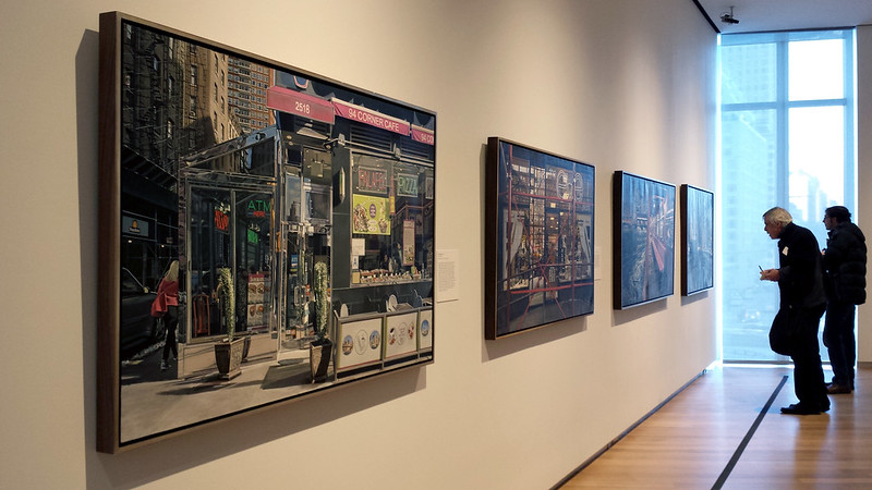 Richard Estes: Painting New York City