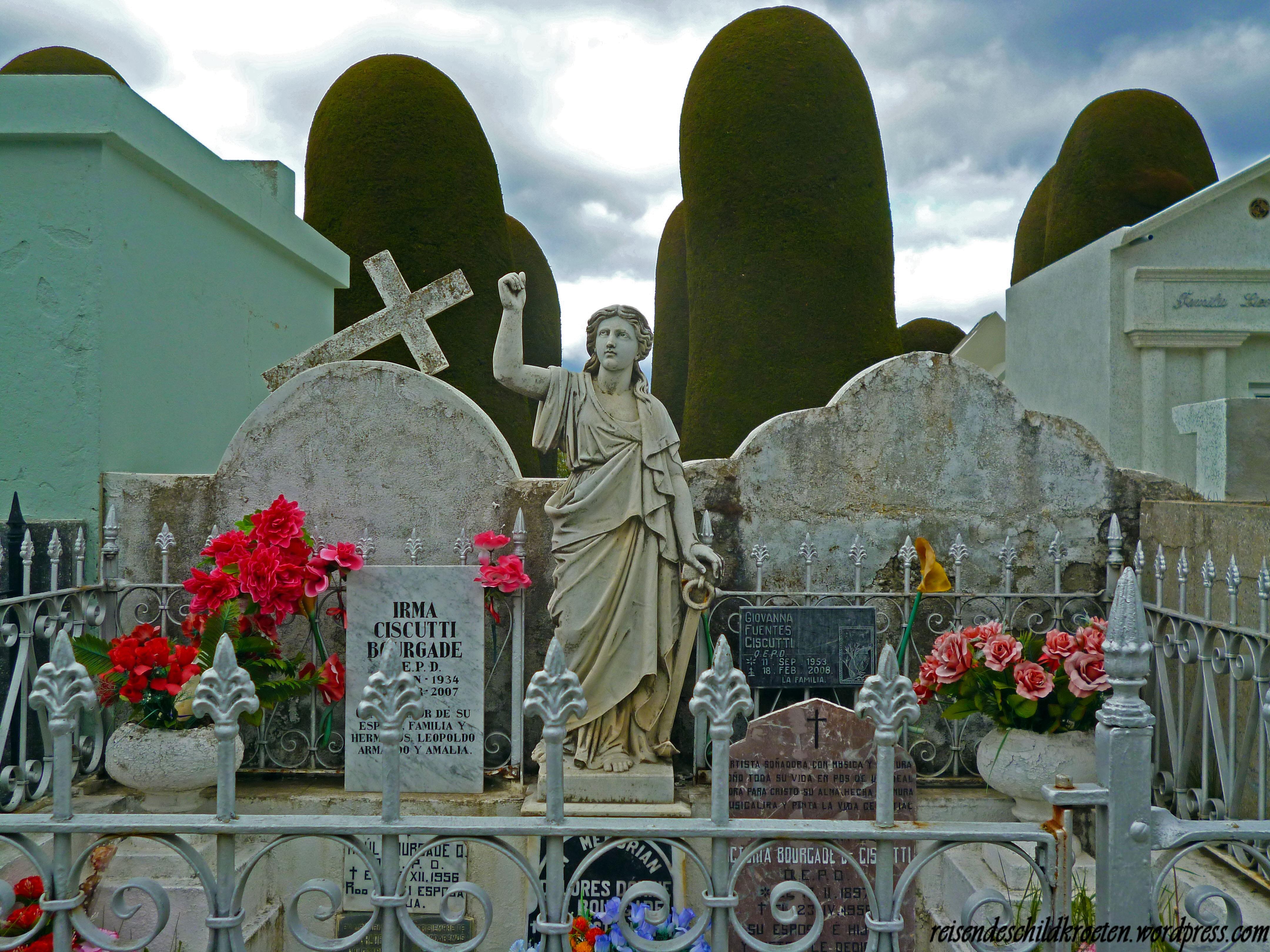 Cementerio Punta Arenas
