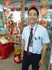 MC Yang - Chinese Lunar New Year festivities at Upper Riccarton Library
