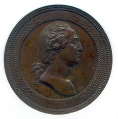 Winchester 1902 Sesquicentennial Medal obv