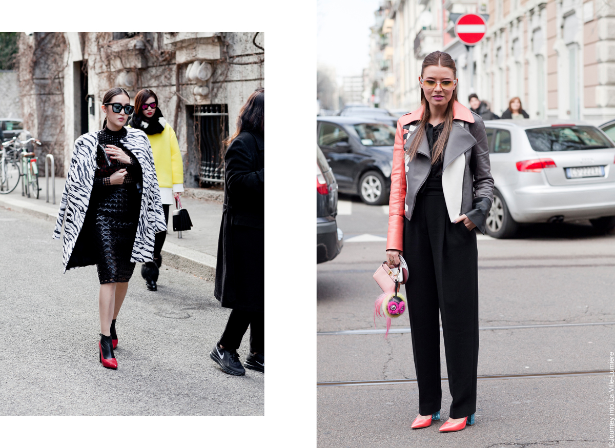 Milan Fashion Week, Day 2
