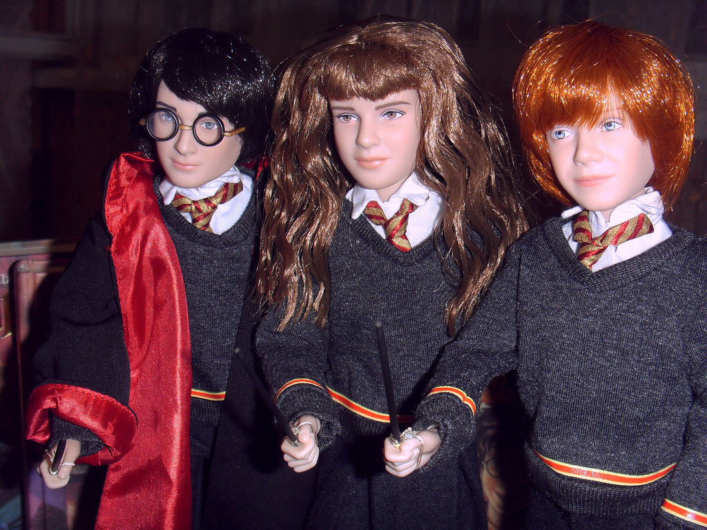 Most recent flickr photos picssr - Harry potter hermione granger ron weasley ...