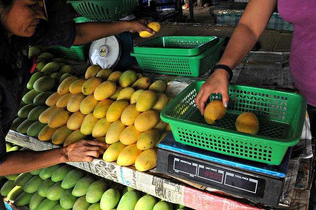 Mango Stand in Gumaras