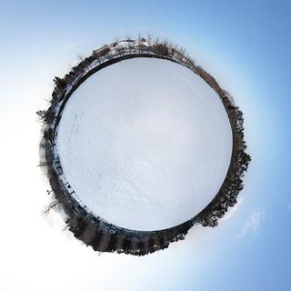 雪之小星球-Little Planet with Snow