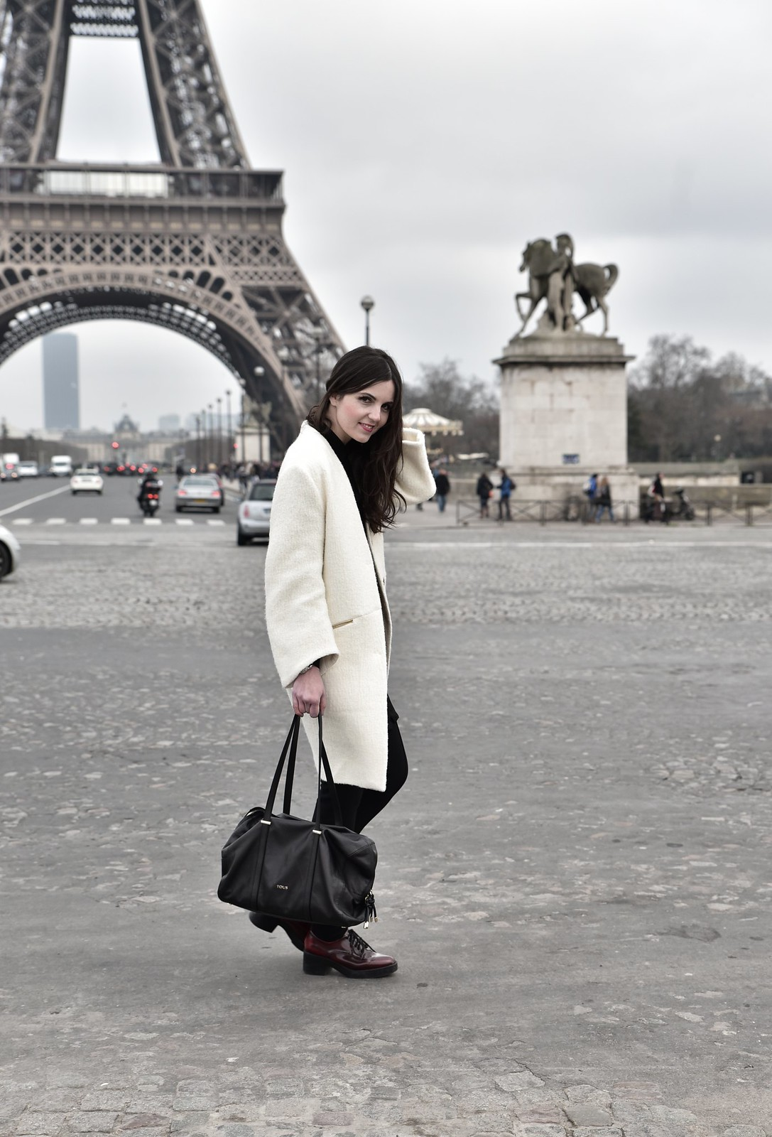 white coat Paris2