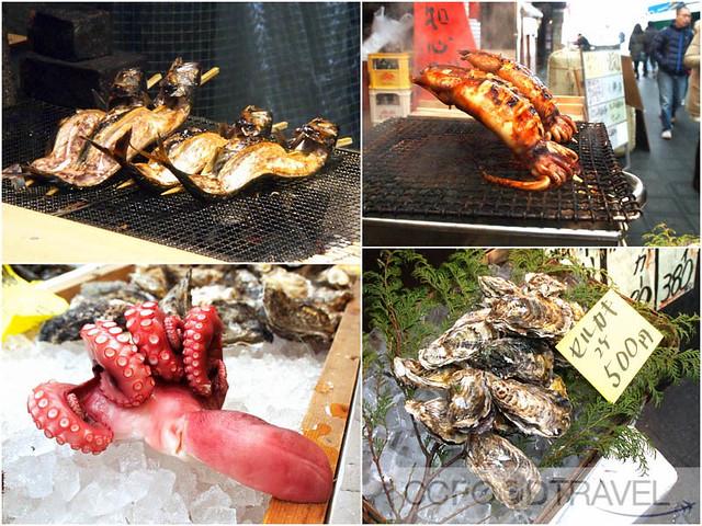 Osaka Kuromon Market-001