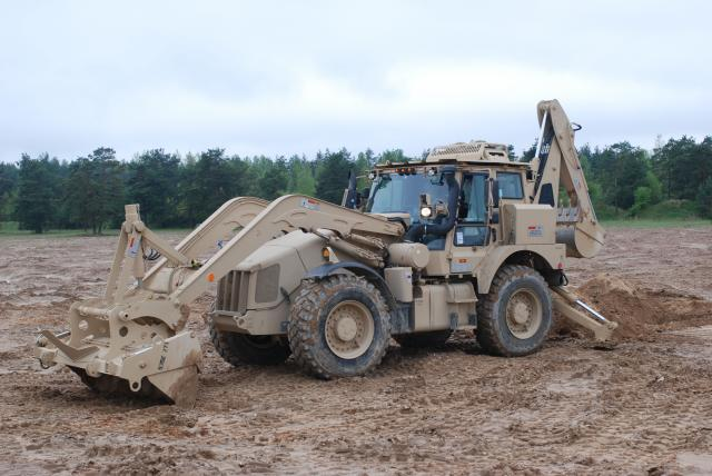 High Mobility Engineer Excavator (HMEE)
