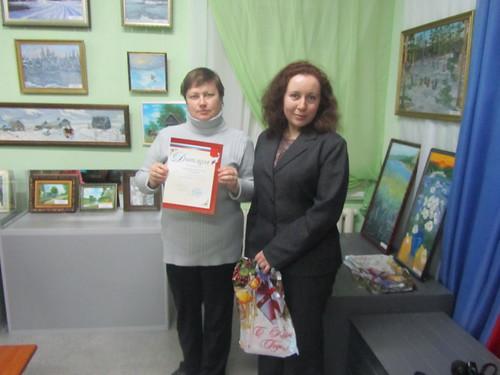 25 февраля 2015 г. Встреча участников  конкурса сезона 2014-2015 г.