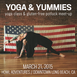 Yoga & Yummies March 2015