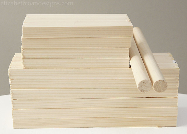Wood Box Supplies