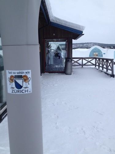 ribu im icehotel - scho no schön ...