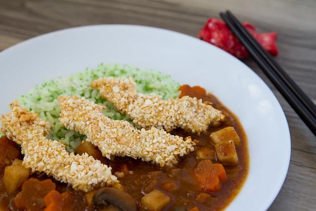 Tofu Katsu Curry-353