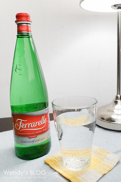 義大利法拉蕊Ferrarelle原生態氣泡礦泉水