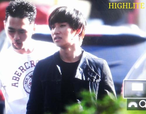 Big Bang - SBS Inkigayo - 24may2015 - Leaving - Dae Sung - High Lite - 01