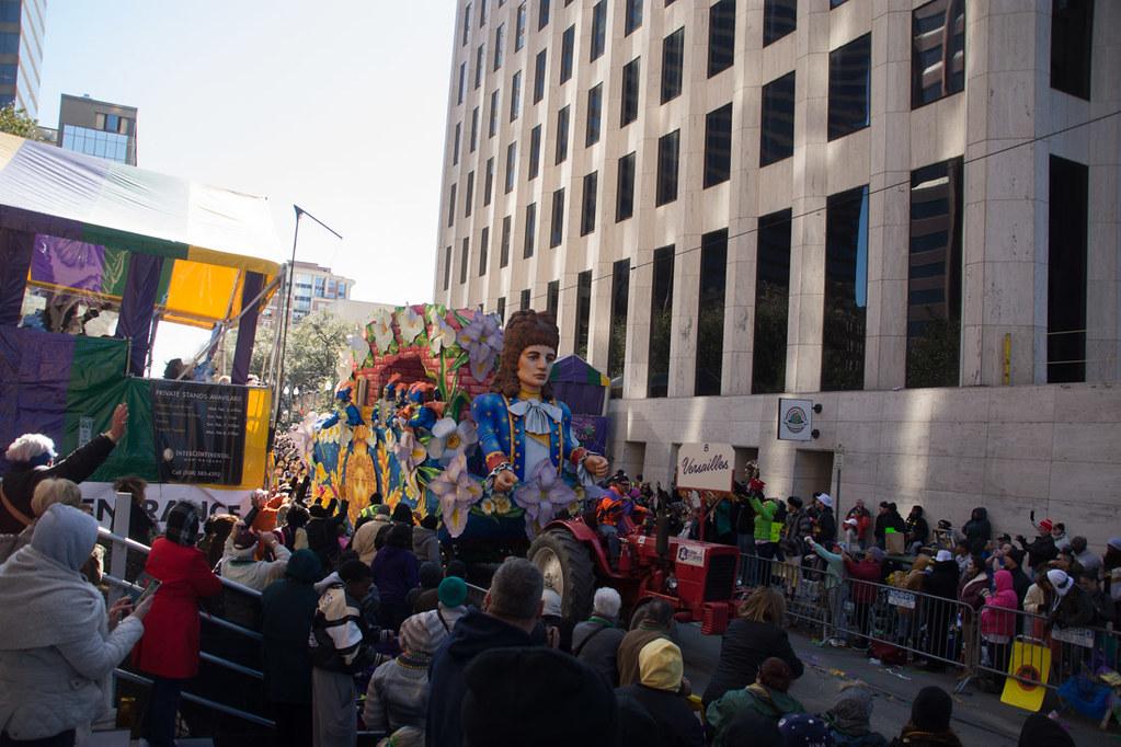 Krewe of Rex | Mardi Gras 2016